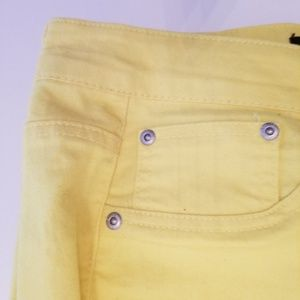 Cheerful Yellow jeggings ultra soft